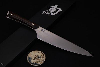 💖 新品上架 💖【 旬 swt-0706 aus10 鐵刀木 牛刀 20cm  現貨 Shun 日本廚具 八