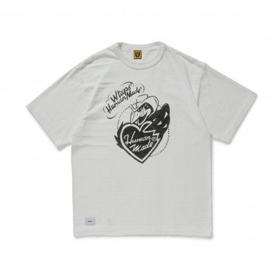 =YouChoice= 19AW WTAPS T-SHIRT #2 / TEE. COTTON. HUMAN MAD