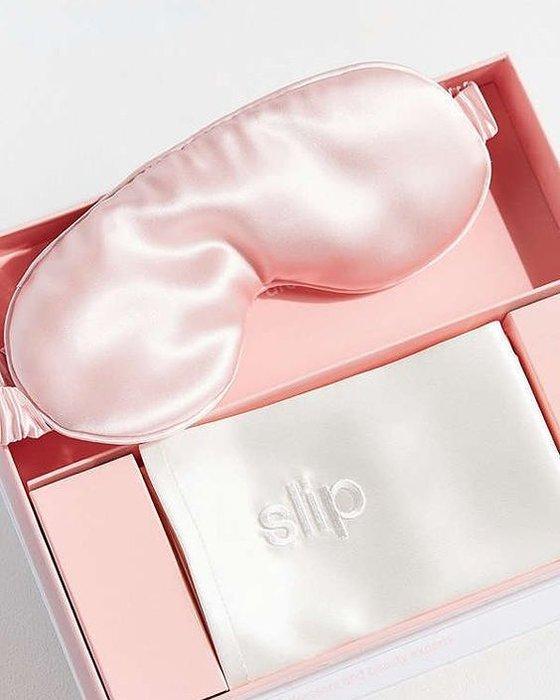 預購 ◎澳洲◎ Slip 眼罩 高級奢華100%頂級蠶絲真絲 好萊塢明星名媛愛用品 單個 真品 正貨
