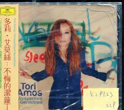 *真音樂* TORI AMOS / UNREPENTANT GERALDINES 二手 K29123