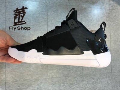 [飛董] NIKE JORDAN ZOOM ZERO GRAVITY 運動 休閒鞋 男鞋 AT4030-001 黑