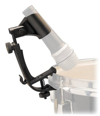 ☆唐尼樂器︵☆ Superlux HM25 爵士鼓麥克風夾座(夾鼓邊可調整緊度及伸縮調整麥克風高度) HM-25