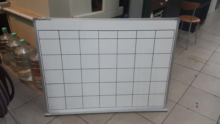 樂居二手家具 家電 全新中古傢俱賣場 X51012EJJ 單面磁性白板-四尺*留言板 中古白板 台中OA辦公家具專賣店