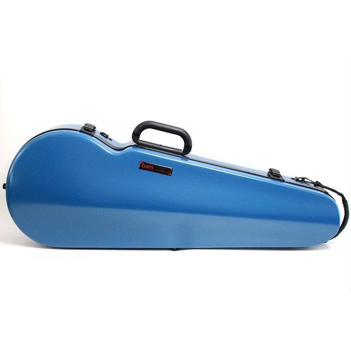 【三益琴行】法國BAM-中提2200XL-Hightech-1.9-藍色