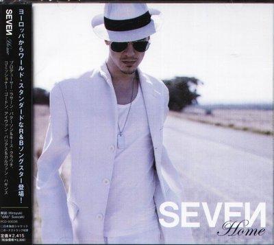 K - SEVEN - HOME - 日版 +2BONUS - NEW