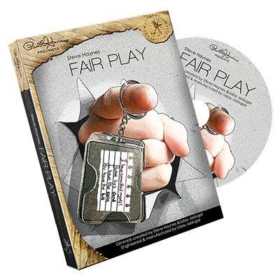 【天天魔法】【S688】正宗原廠~鑰匙圈上的預言(超神心靈預言)(Fair Play by Steve Haynes)