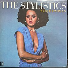 The Stylistics/Wonder Woman 西洋 黑膠唱片