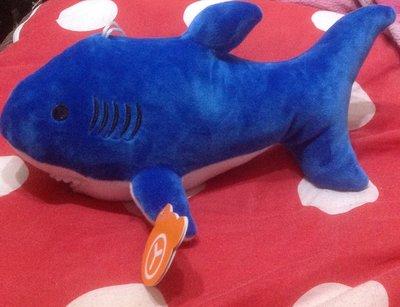 全新藍鯨身長約30公分