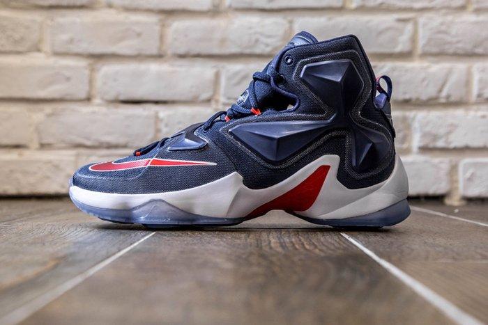 【紐約范特西】現貨 Nike LeBron XIII  USA 配色 夢幻隊 807219-461  LBJ
