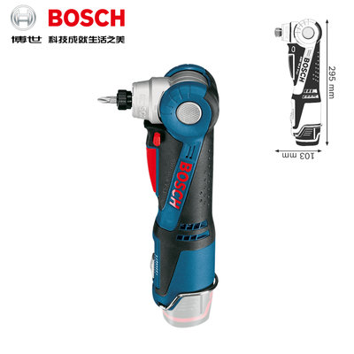電機配件 正品博世(BOSCH)10.8V充電式鋰電角向起子機—GWI10.8V-LI 金源大雜鋪