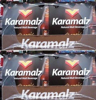 COSTCO好市多代購~德國 Karamalz 黑麥汁-原味(330ml*24瓶)玻璃瓶