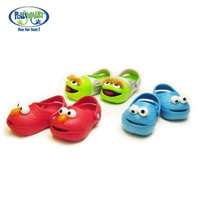 Polliwalks童鞋(芝麻街授權)