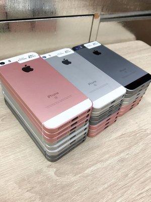 4吋 iPhone SE 128G  5sE 128 另有64G 64 32G 32 16 i7 256G i8 64 256 iX 6s xs 256 max
