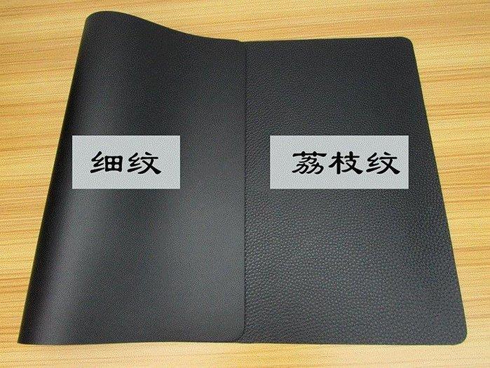 衣萊時尚-皮質PU寫字板商務辦公桌墊電腦臺墊板案臺會議老板墊簽字蓋章墊(尺寸不同價格不同)