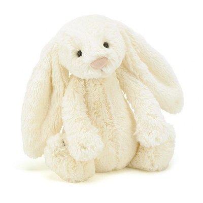 [小珊瑚]英國購入正品 67cm JELLYCAT 邦尼兔 安撫兔 Bashful Bunny 絨毛安撫玩偶