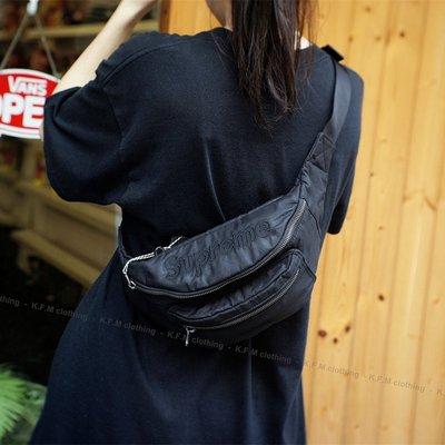 【 K.F.M 】Supreme Barbour Waxed Cotton Waist Bag 英國皇家品牌聯名 油布