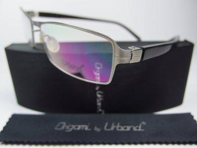 【信義計劃】全新真品 Urband 日本手工眼鏡 超輕鈦金屬框膠腳 專利彈簧鏡腳 超越 Markus T Flair