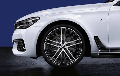 國豐動力 BMW G11 G12 M Performance 21吋正廠鋁圈