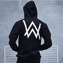 alan walker 同款外套 送口罩   電音 DJ 帽T 拉鏈 連帽 潮男 休閒 時尚 外套 【Z21】