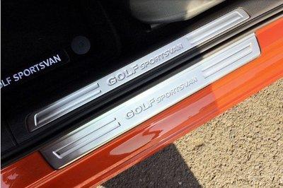 ** 福品小舖 ** 福斯 VW    SPORTSVAN  迎賓踏板 護板 裝飾片 (內+外置 8片)