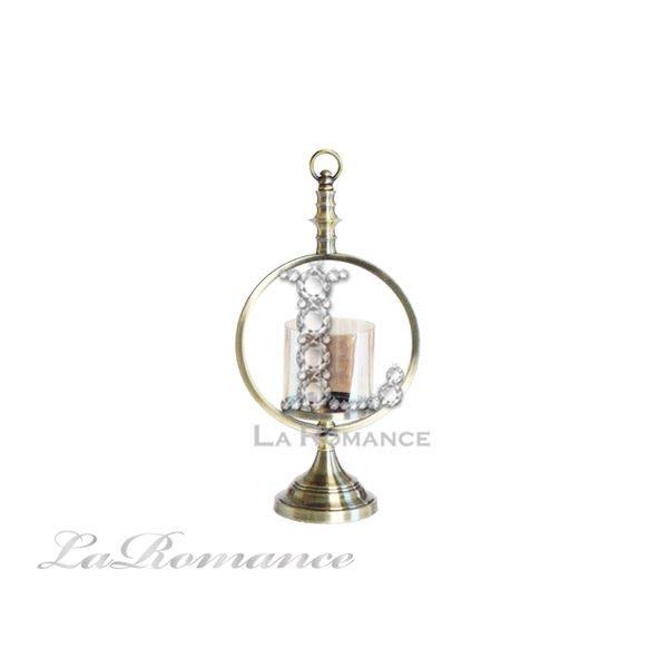 【芮洛蔓 La Romance】Mindy Brownes - 拉丁燭台 SDI022 / 蠟燭 / 浪漫