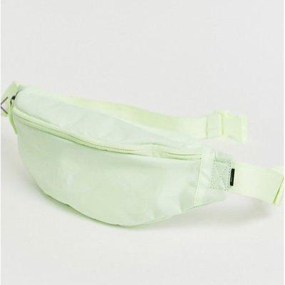 Nike bum bag 腰包 螢光綠