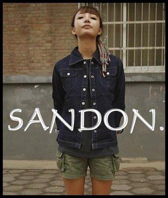 山東:日本香港潮貨經典復刻單寧復古丹寧口袋深藍原色牛仔襯衫可當外套LEVIS LEE EMODA MOUSSY