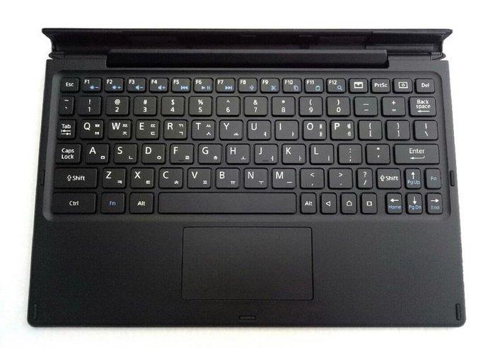 1111特惠~ SONY Z4平板  原廠鍵盤  9.5成新  無盒裝