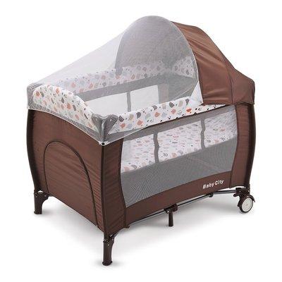 瘋狂寶寶**Baby City 全配式雙層遊戲床特價2650元(BB43110)**現貨供應