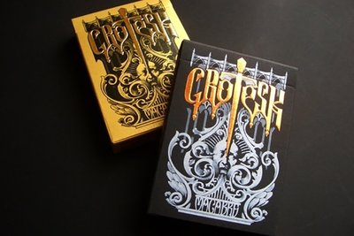 【USPCC撲克】Grotesk Macabre playing cards