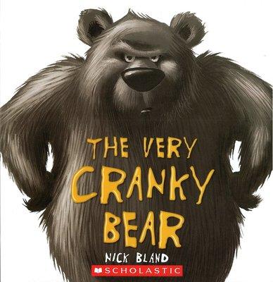 *小貝比的家*THE VERY CRANKY BEAR/平裝/3~6歲/ 情緒管理/中年級/團體組表演攻略