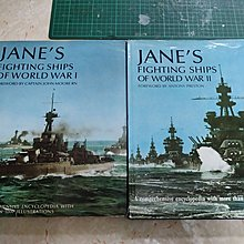 Jane's fighting ships of World war 1 and 2 珍氏戰艦書