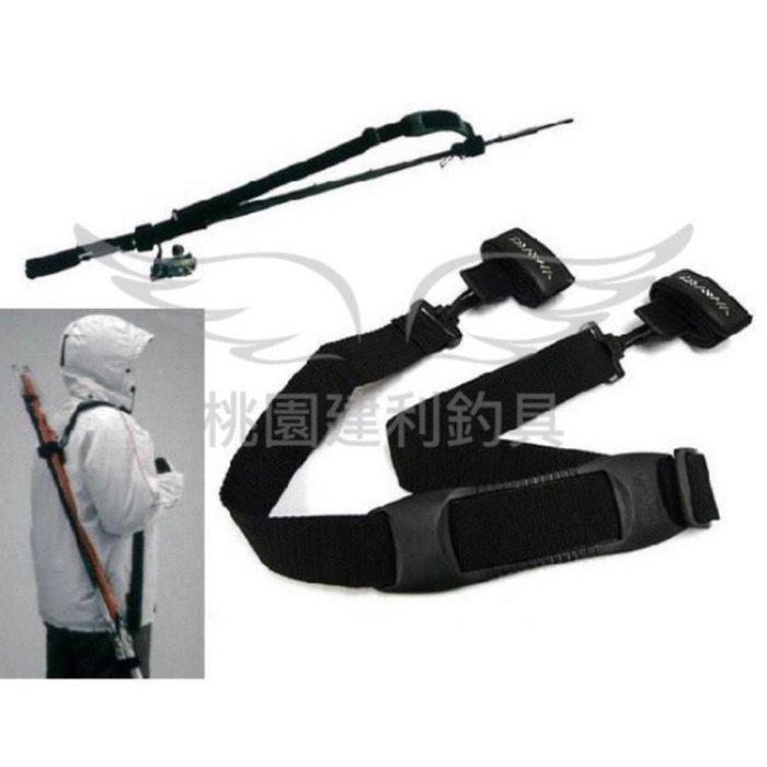 (桃園建利釣具) DAIWA 釣竿背帶 萬用帶 NEO SHOUDER Belt (A) ネオショルダーベルト(A)