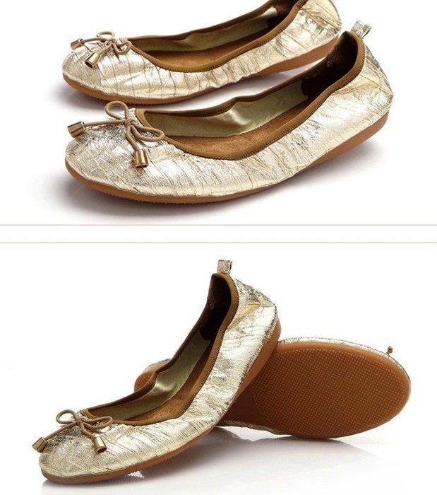 軟Q摺疊淑女鞋 「軟骨頭」摺疊鞋