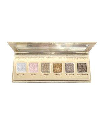 茉莉歐美☆Jouer Skinny Dip Ultra Foil Shimmer Shadow Palette