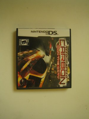 NDS 極速快感 Need For Speed Carbon