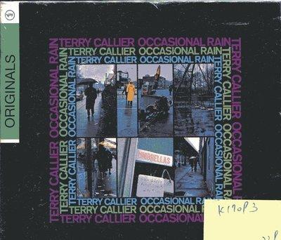 *真音樂* TERRY CALLIER / OCCASIONAL RAIN 全新 K17093