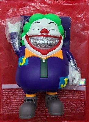 全新 Ron English JPS MC Supersized Joker Grin