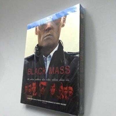 【博鑫音像】影視達 黑色彌撒 Black Mass (2015)BD藍光1080P超高清DVD1碟珍藏版@wc96926