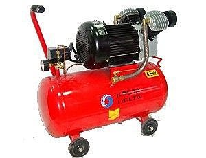 @@黑手專賣店@@ KOSTA DELTA KA-4550 雙缸空壓機 4.5HP/50L 空壓機