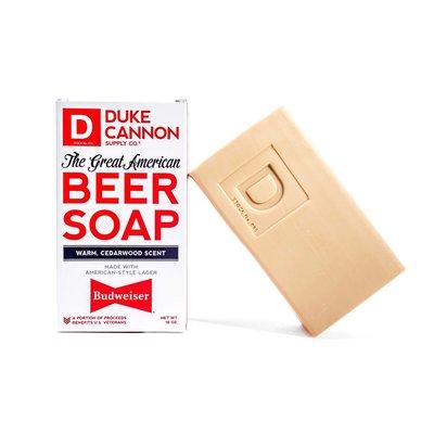 Duke Cannon - BIG ASS「百威啤酒」大肥皂 - LTS 現貨