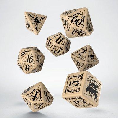 骰子人桌遊-尋路者傳奇 Pathfinder Council Of Thieves 7入套骰Q-WORKSHOP