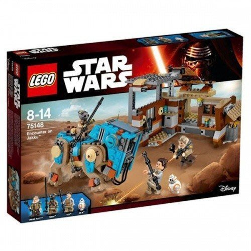 R'全新現貨 樂高LEGO STAR WARS 星際大戰 賈庫星的相遇 Encounter on Jakku 75148