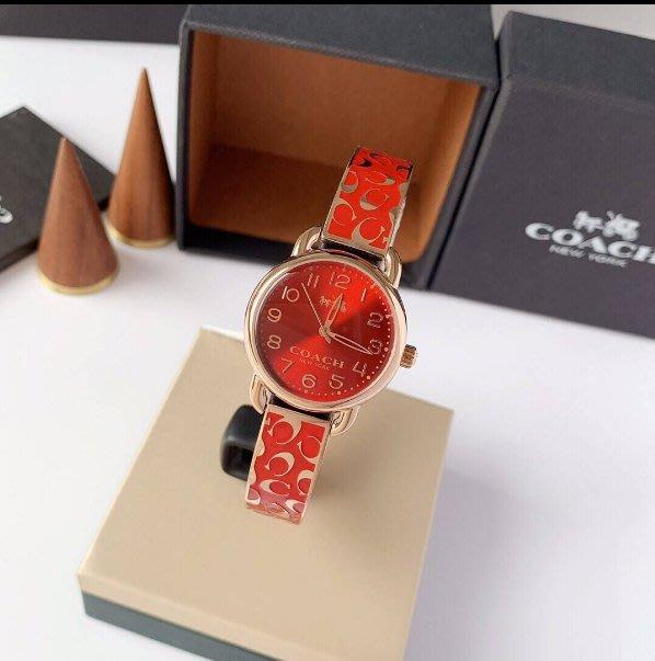 我愛名牌COACH包 美國100%正品【清倉低價出售購買兩件免運費】新款鋼錶帶女錶 時尚女錶 28MM