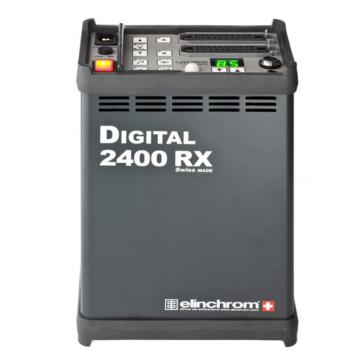 【控光後衛】【Elinchrom】Digital 2400 RX 電筒 (120V)-EL10257.1s