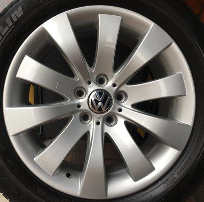 BMW 原廠18吋鋁圈含胎 福斯 VW T5 T6