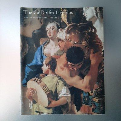 【快樂書屋】紐約大都會藝術博物館1998英文書刊期刊-The Ca' Dolfin Tiepolos