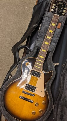 Gibson Classic 1960 Ressiue(Tobacco)