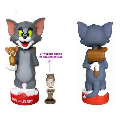 (I LOVE樂多)進口Tom & Jerry湯姆貓與傑利鼠(巨大) 搖頭公仔 限量1000隻款式