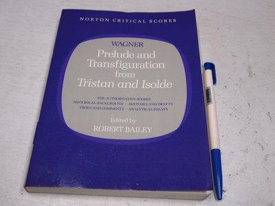 【考試院二手書】《Prelude and Transfiguration  》│七成新(B11I77)